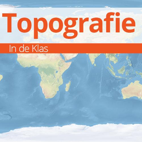topo oefenen kan makkelijker - topografie in de klas