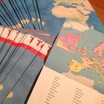 Topografie boekjes bestellen: voorbeeld close-up